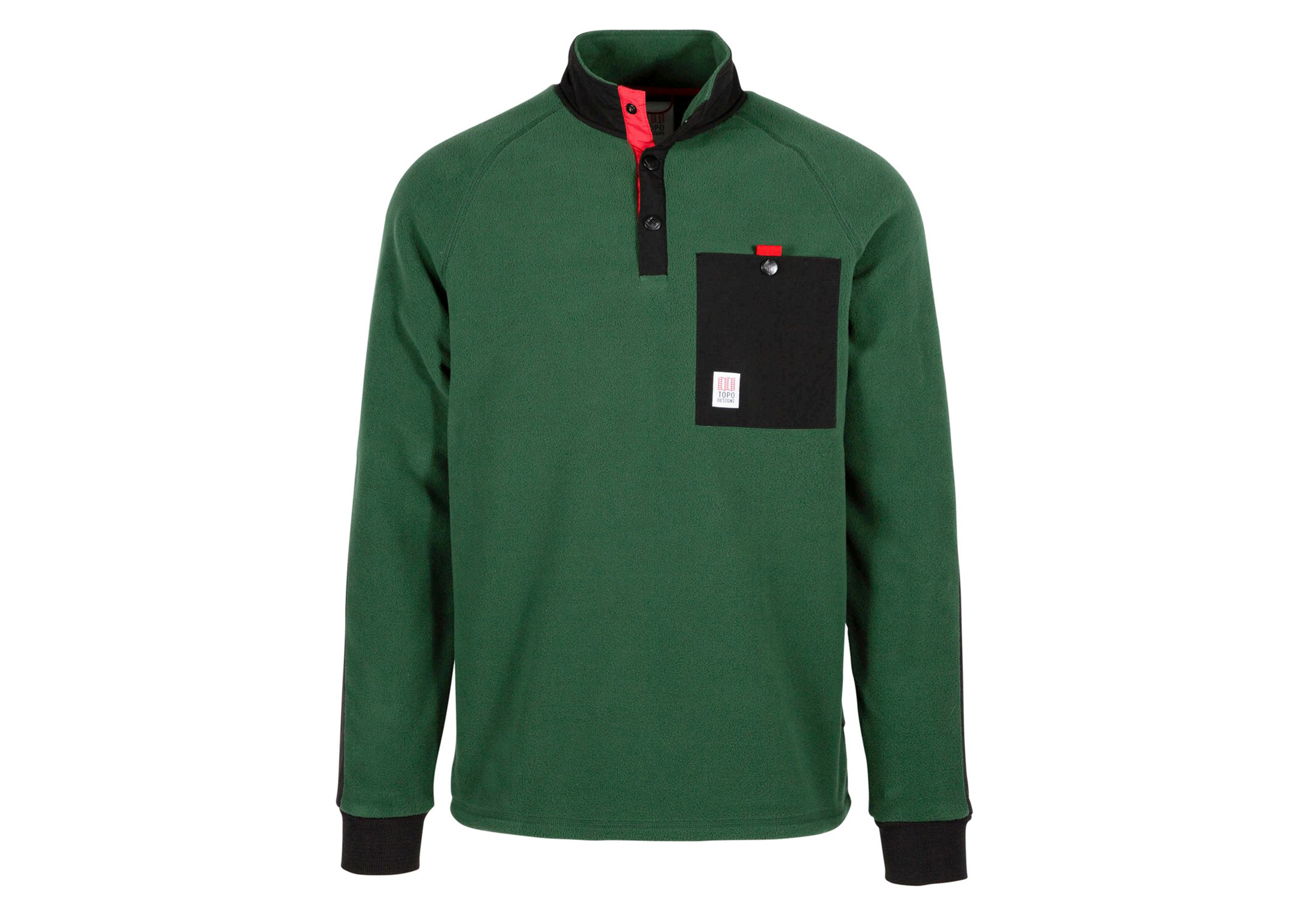 Topo Designs Mountain Fleece