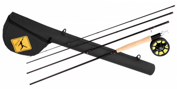 Echo Traverse Kit fly rod and reel combo