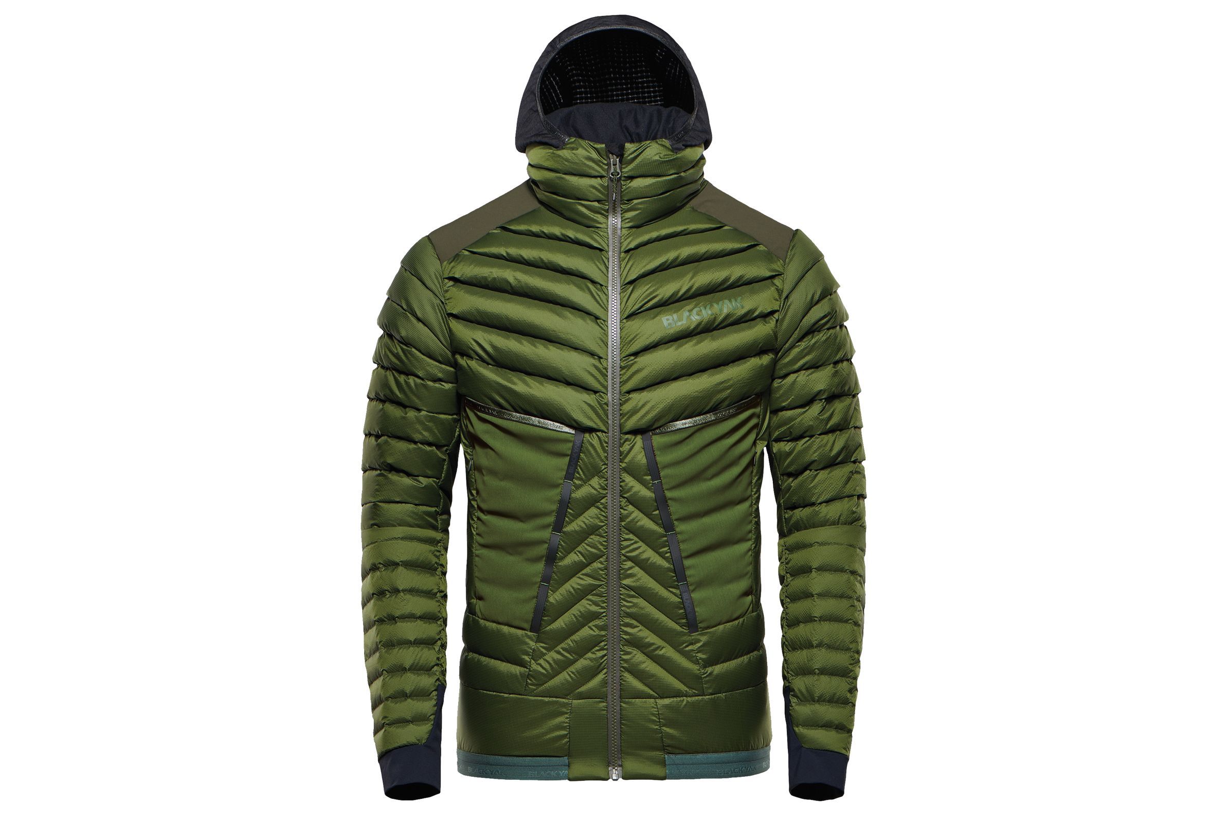 Blackyak Bakosi down jacket
