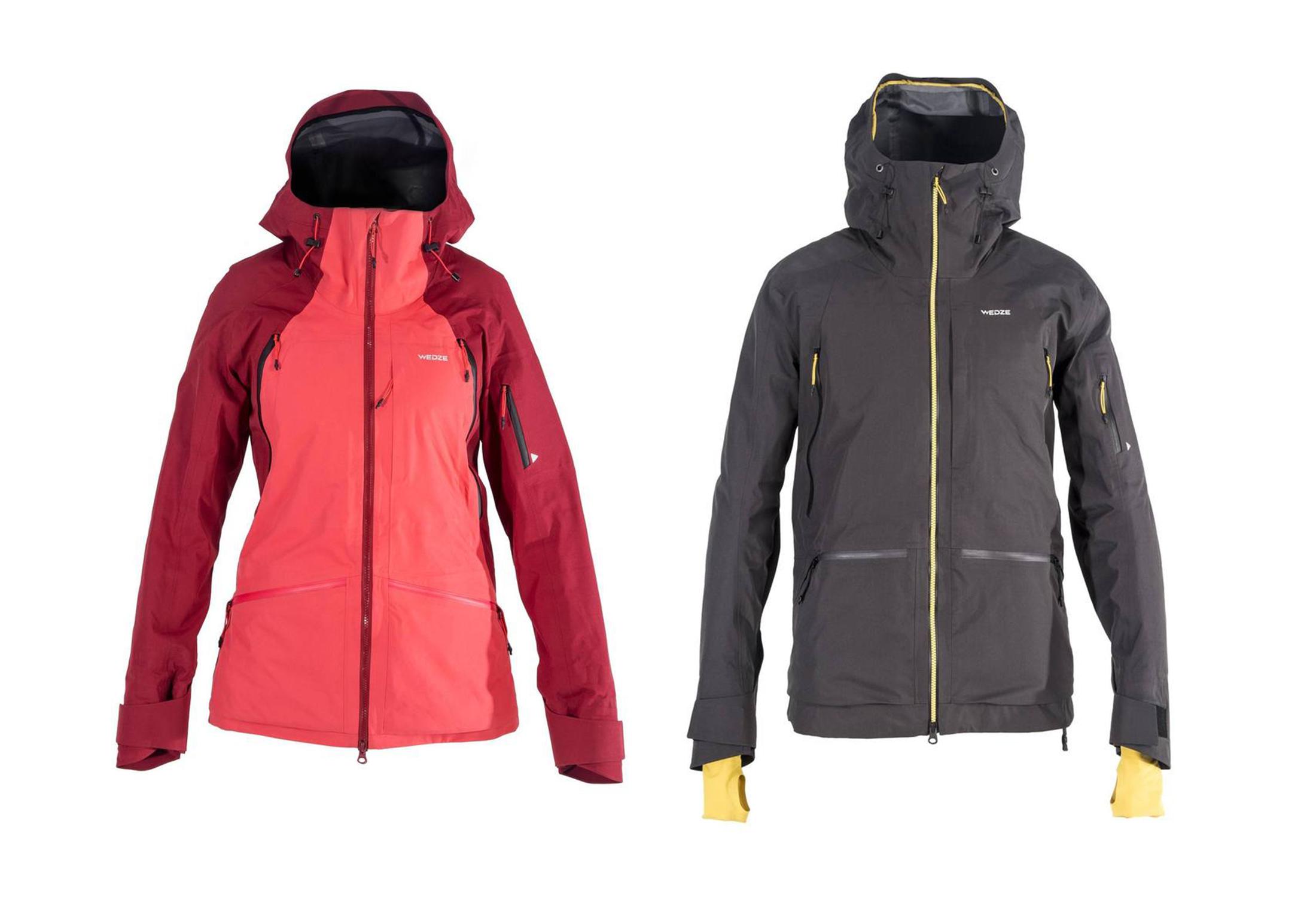 Decathlon Wed'ze Freeride Ski Jacket