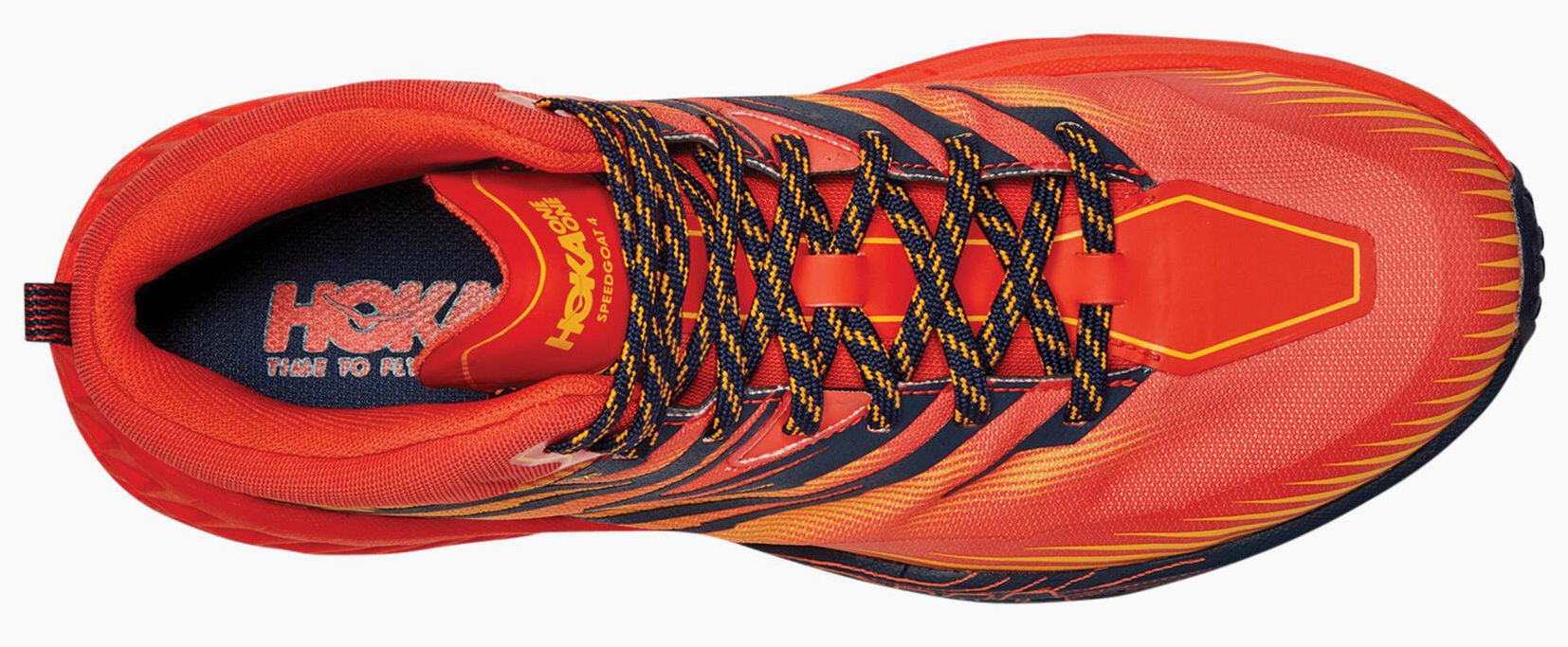 Hoka One one Speedgoat Mid 2 GTX collar