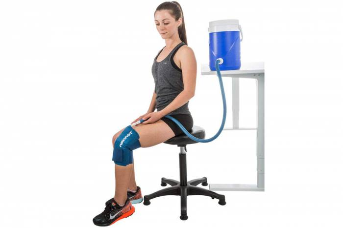 Healing Gear: The Stuff You Need at Home After Knee Surgery