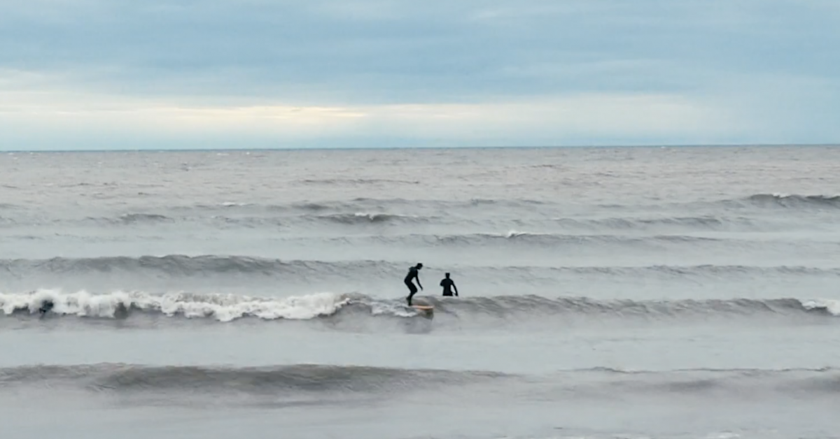 Missing Surf? Hang Ten on Canada's Epic Swells This Winter | GearJunkie