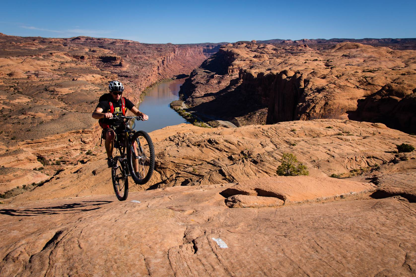 Slickrock Moab Trail