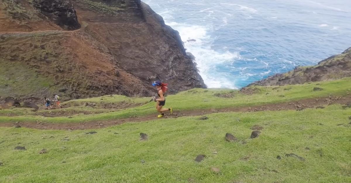 Beachside FKT: Running a Hawaiian Coast | GearJunkie