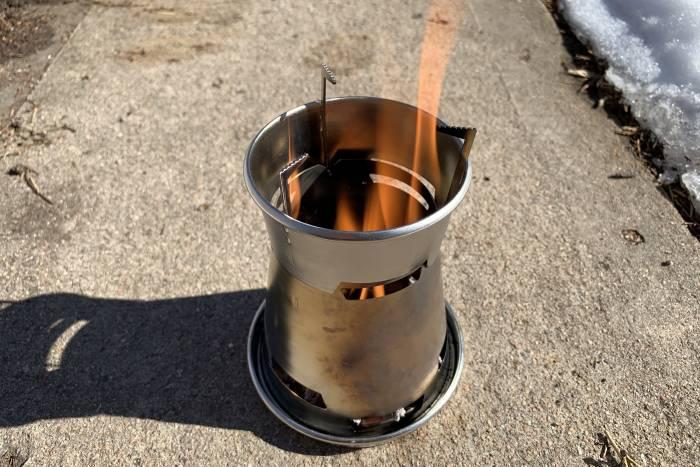 patagonia wood burning camp stove