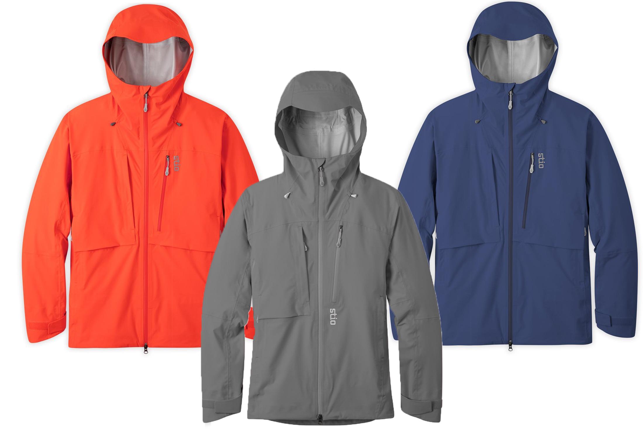 Stio Raymer ski jacket