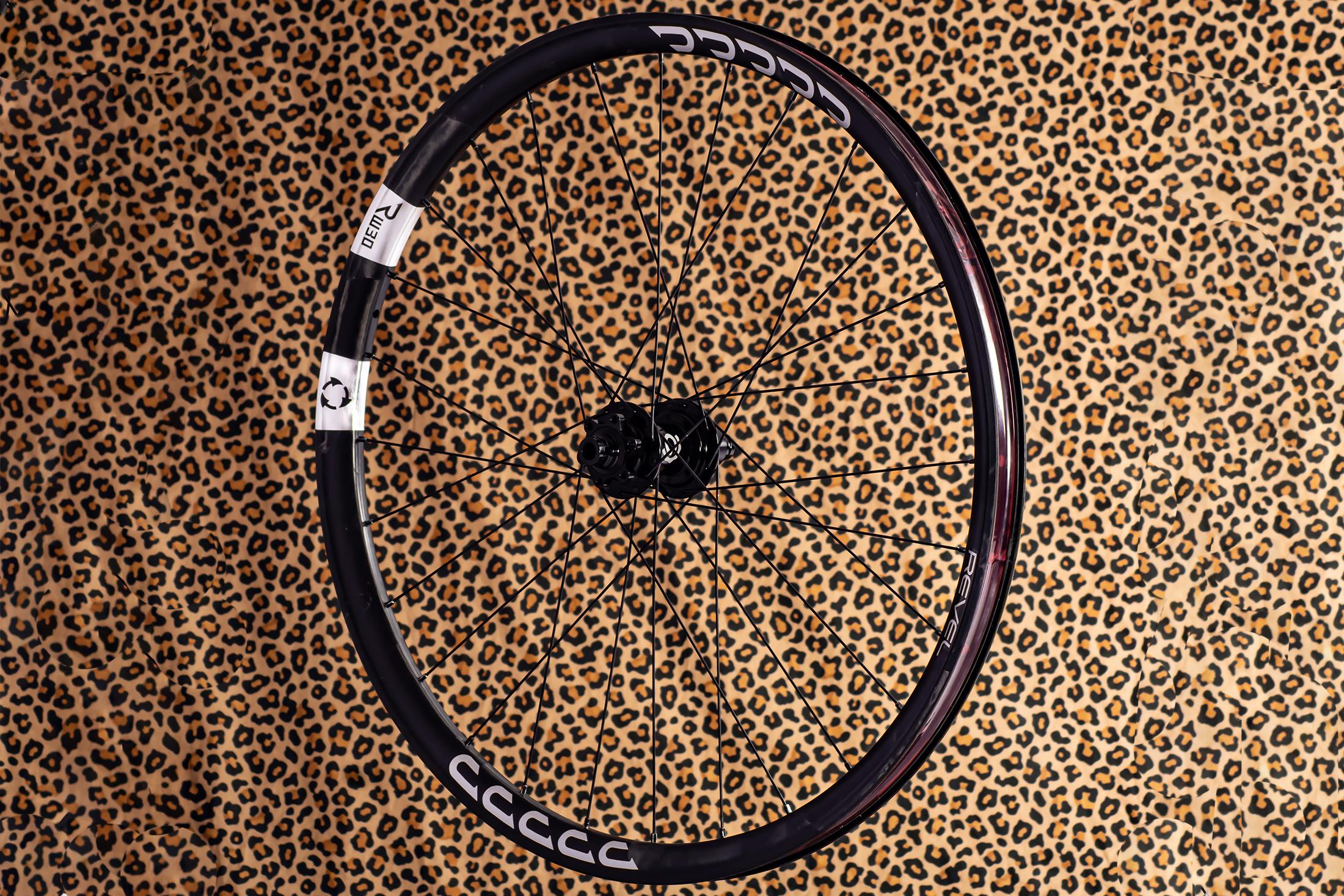 Revel Wheels Fusion Fiber RW30 carbon wheels
