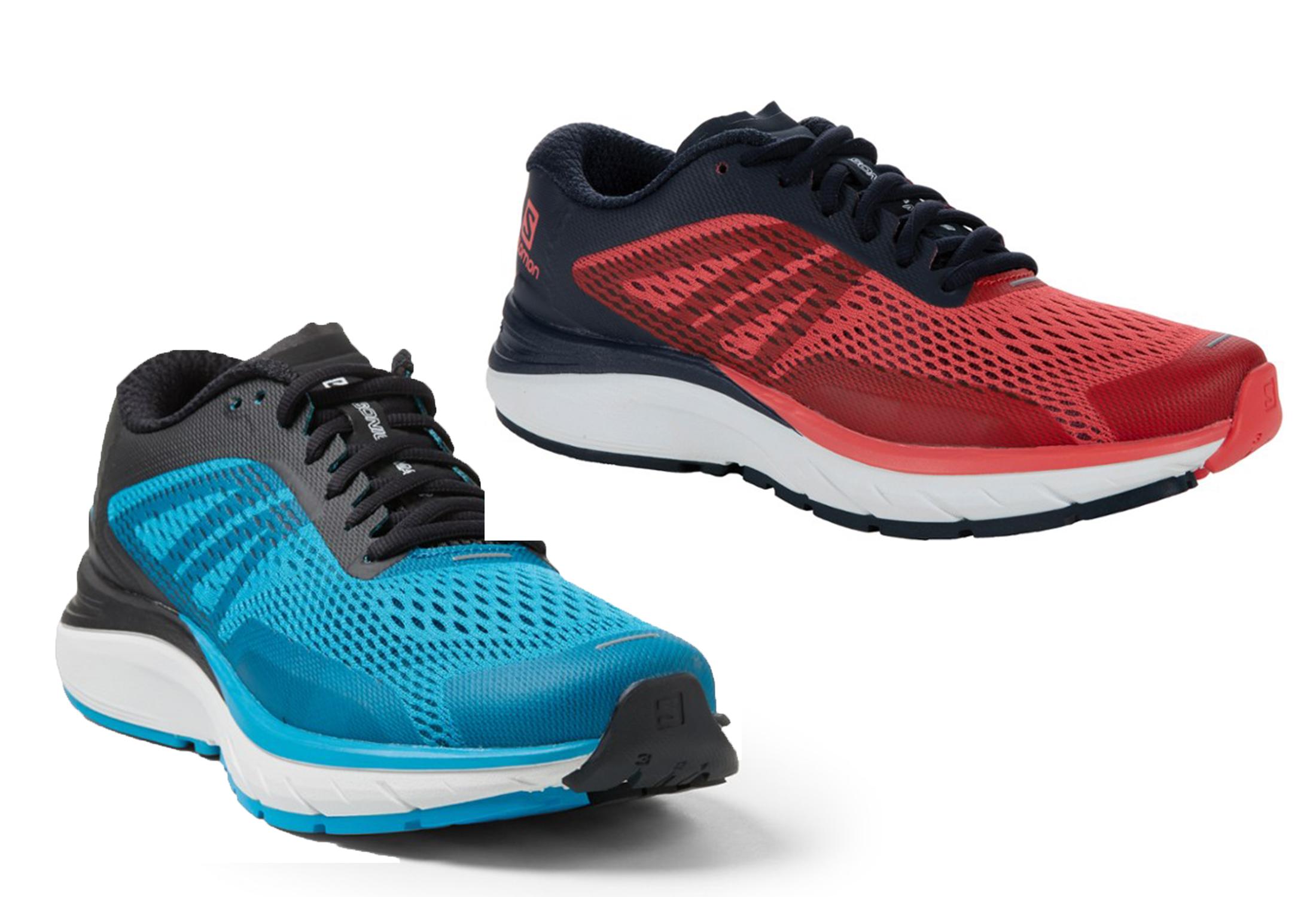 salomon sonic max running shoes