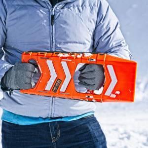 Stayhold Snow Shovel