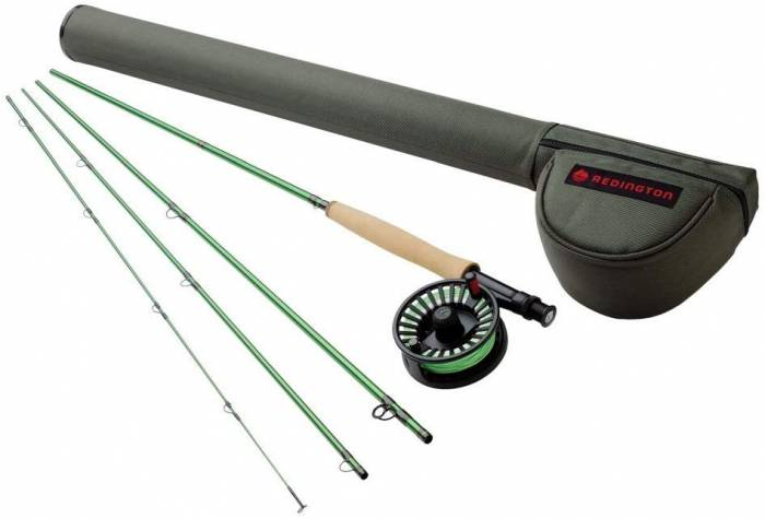 Redington VICE Combo fly rod and reel kit