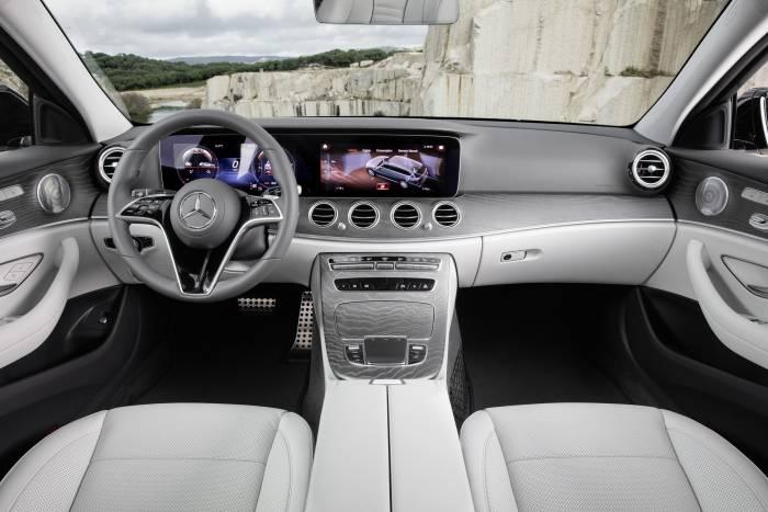 Mercedes-Benz E-Class (S 213), 2020