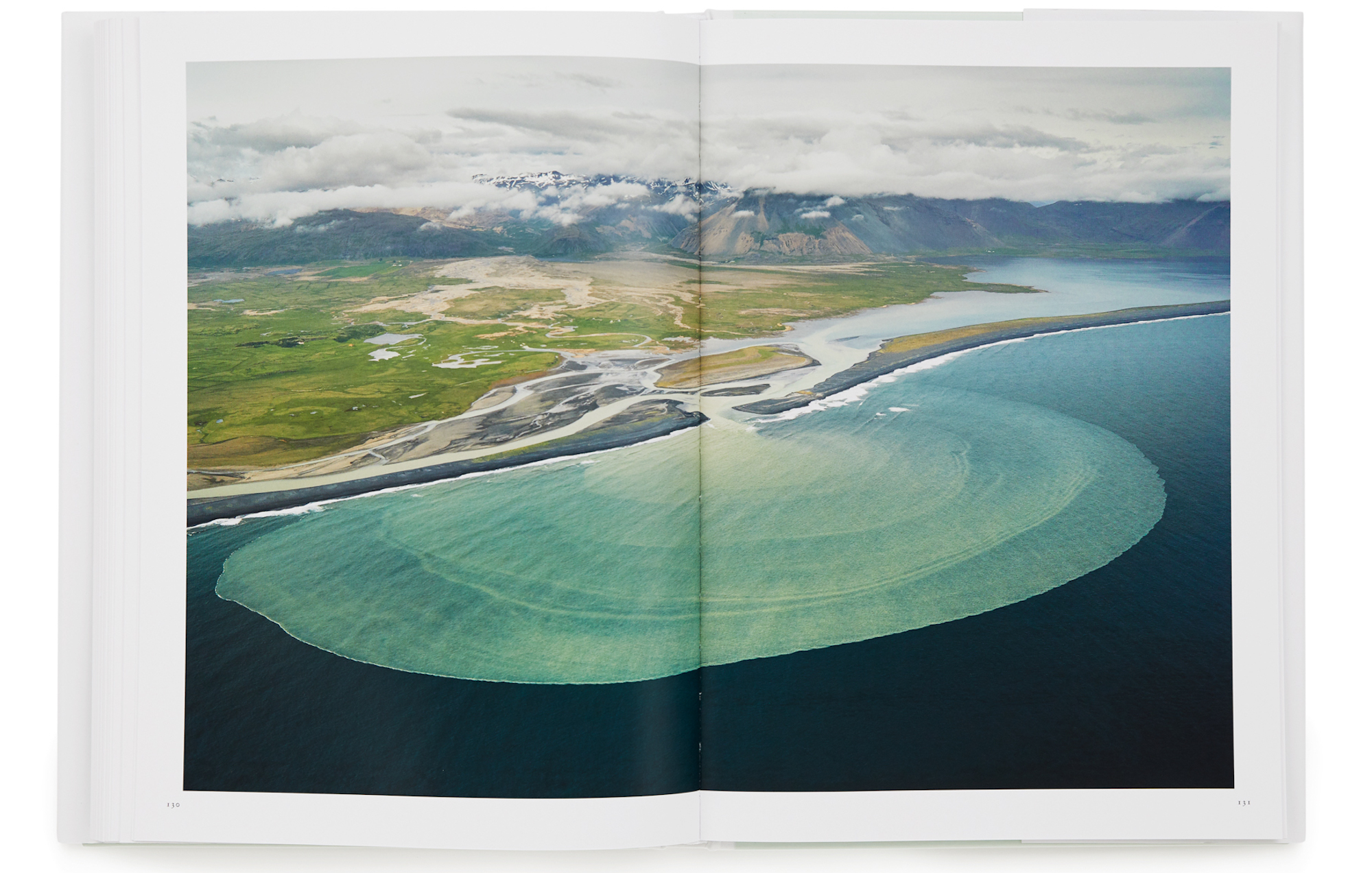 Renowned Photographer's Stunning Images Document Iceland's Glacial Rivers