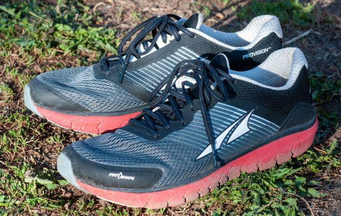 Altra Provision 4 running shoe review