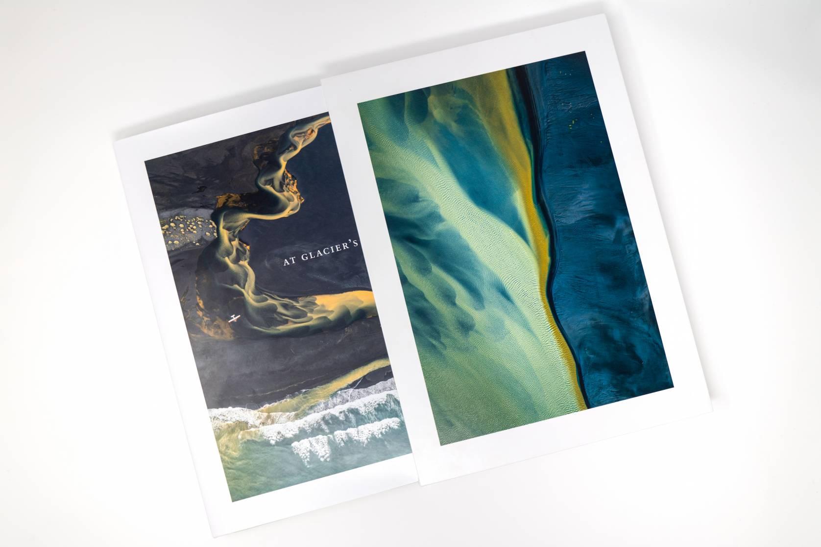 Chris Burkard Glaciers book