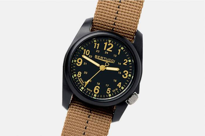 Bertucci DX3 Field Watch Sale