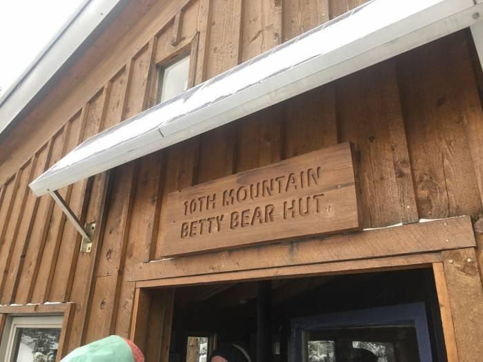 Betty Bear Hut