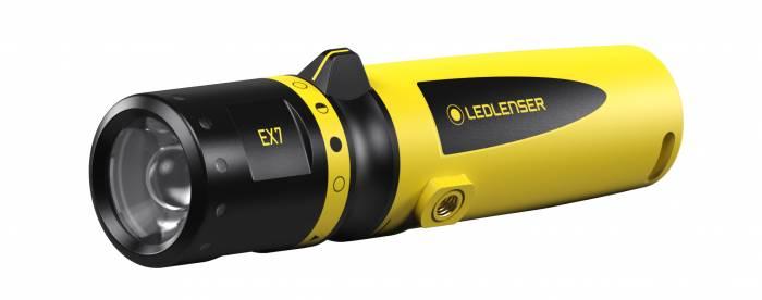 EX7 Intrinsically Safe Light