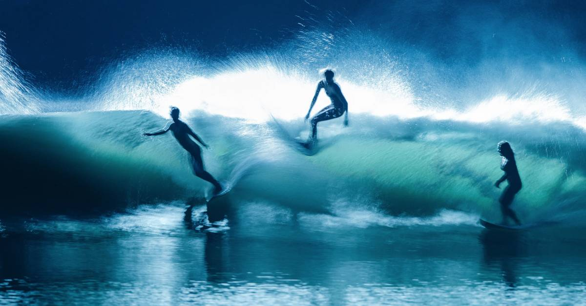 'Electric Wave' Pushes Surfing's Aesthetic Possibilities | GearJunkie