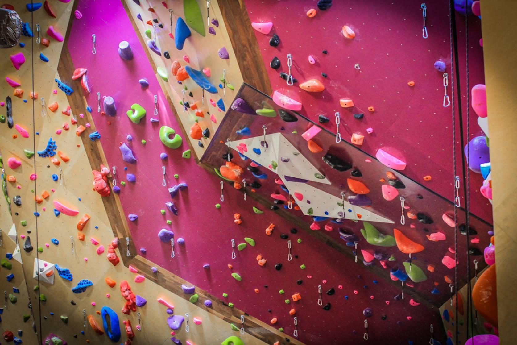 G1 Climbing