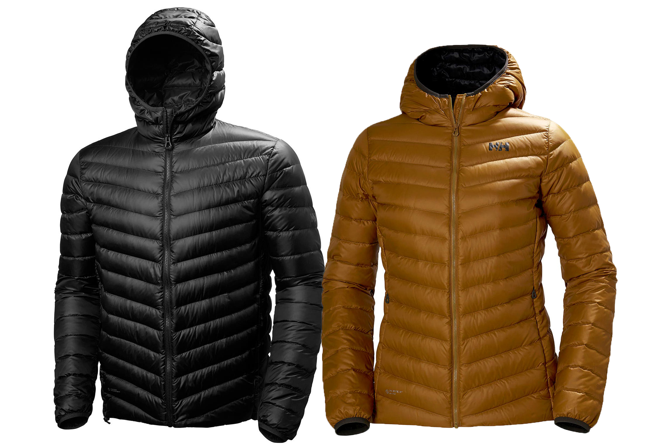 Helly Hansen Verglas down hooded jacket