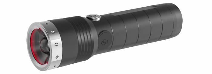 Ledlenser MT14 flashlight