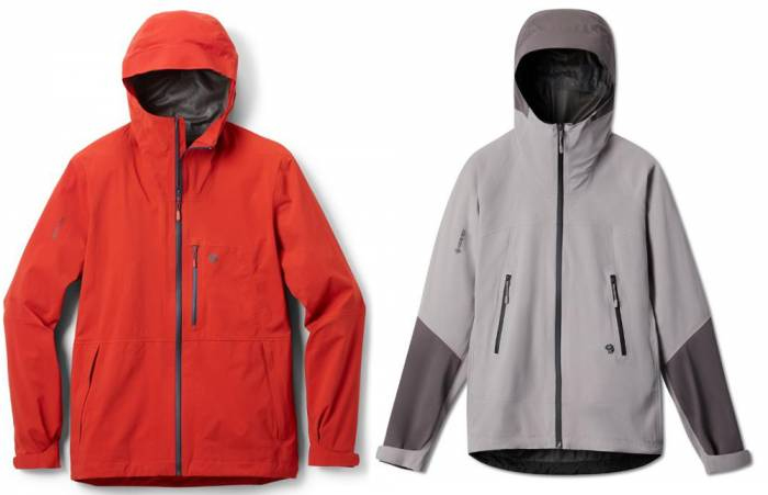 Mountain Hardwear Exposure2 Stretch Jacket