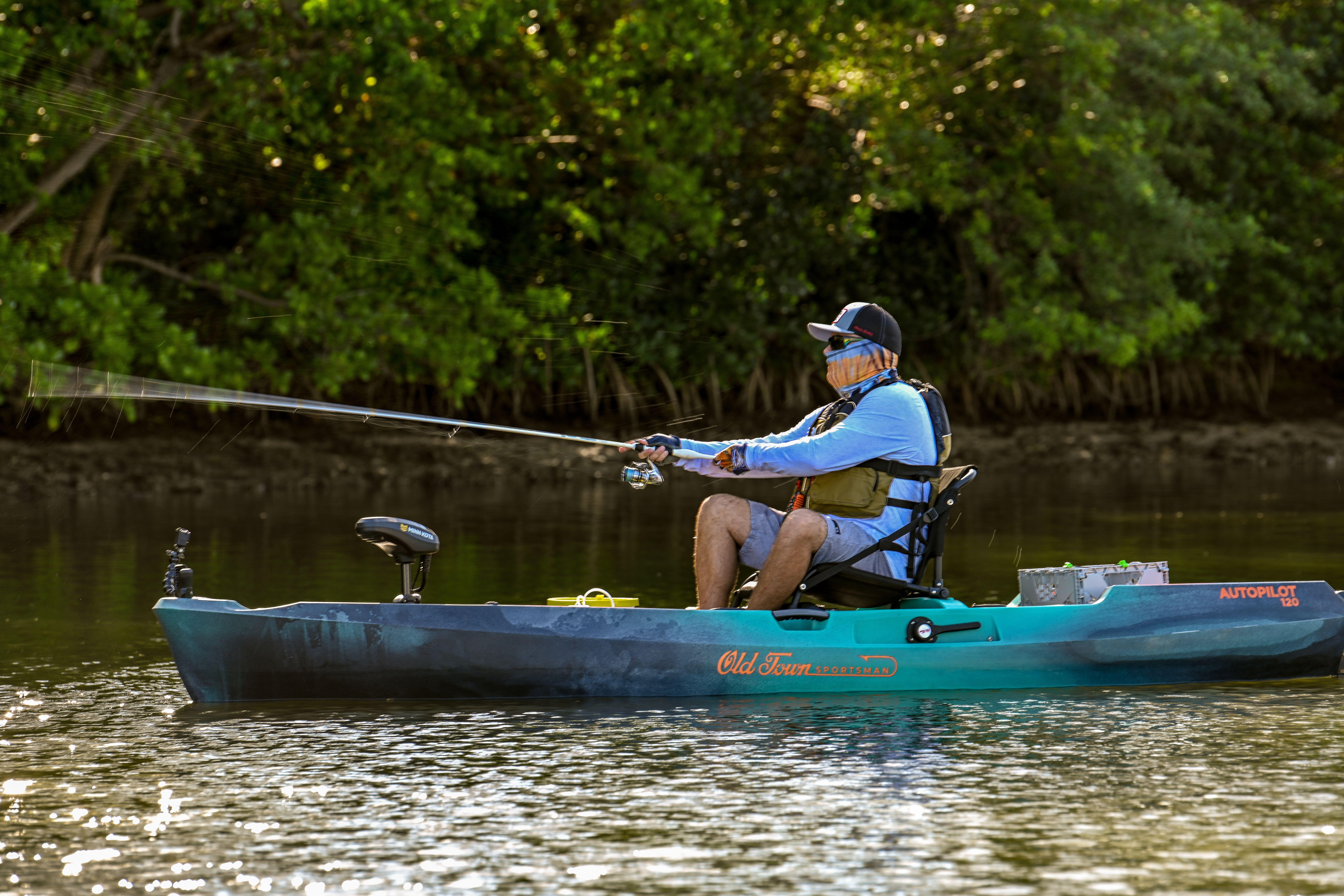 OldTown AutoPilot pedal kayak