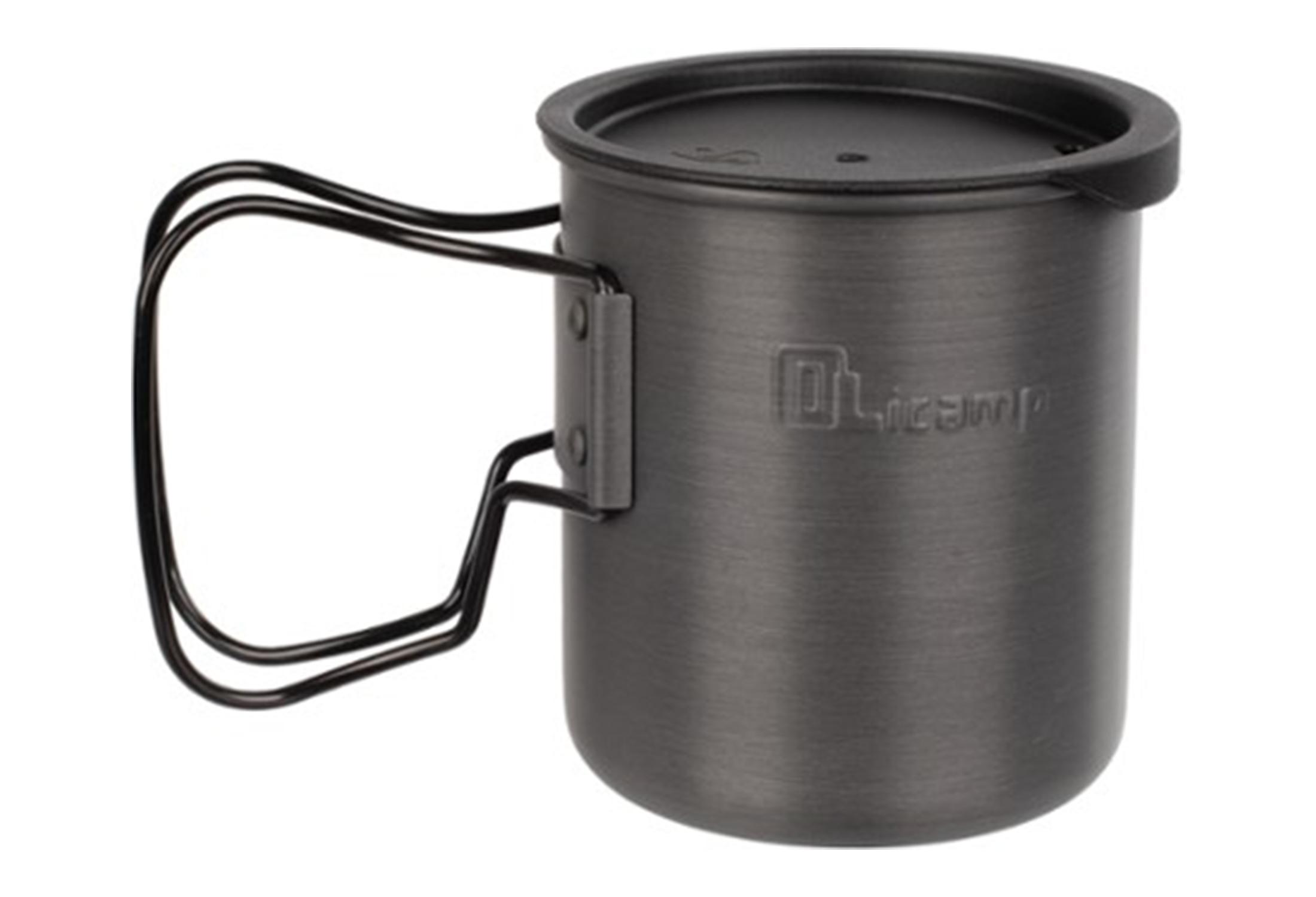 OliCamp mug with lid