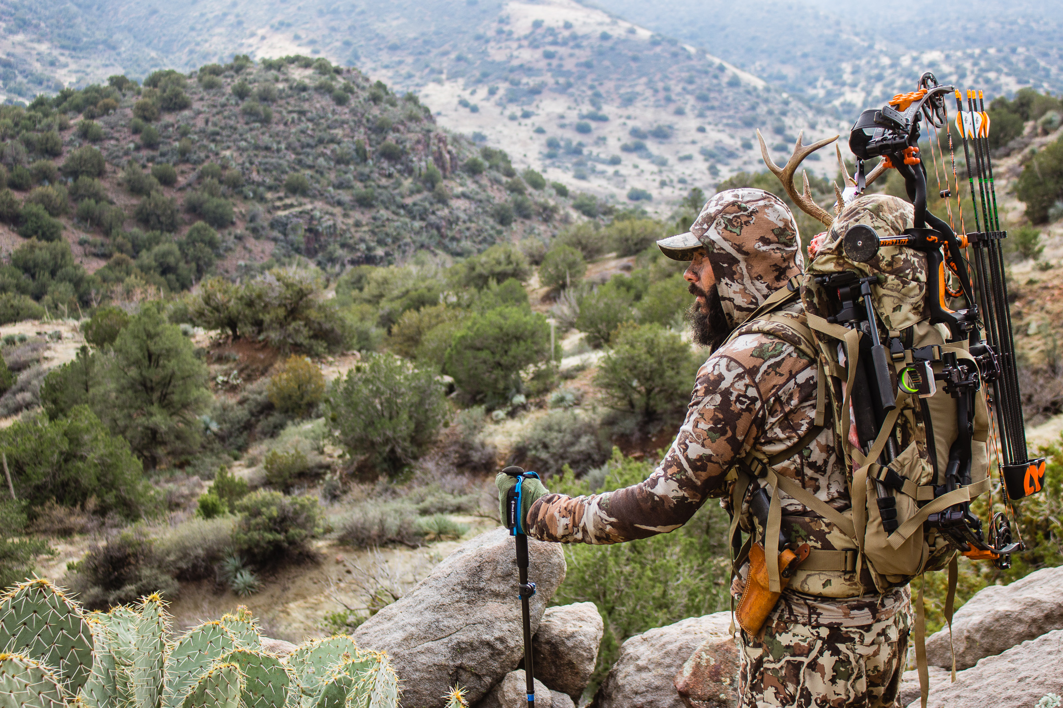 Preparing Yourself for hunting