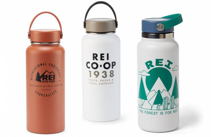 REI Co-op Hydro Flask Bottles