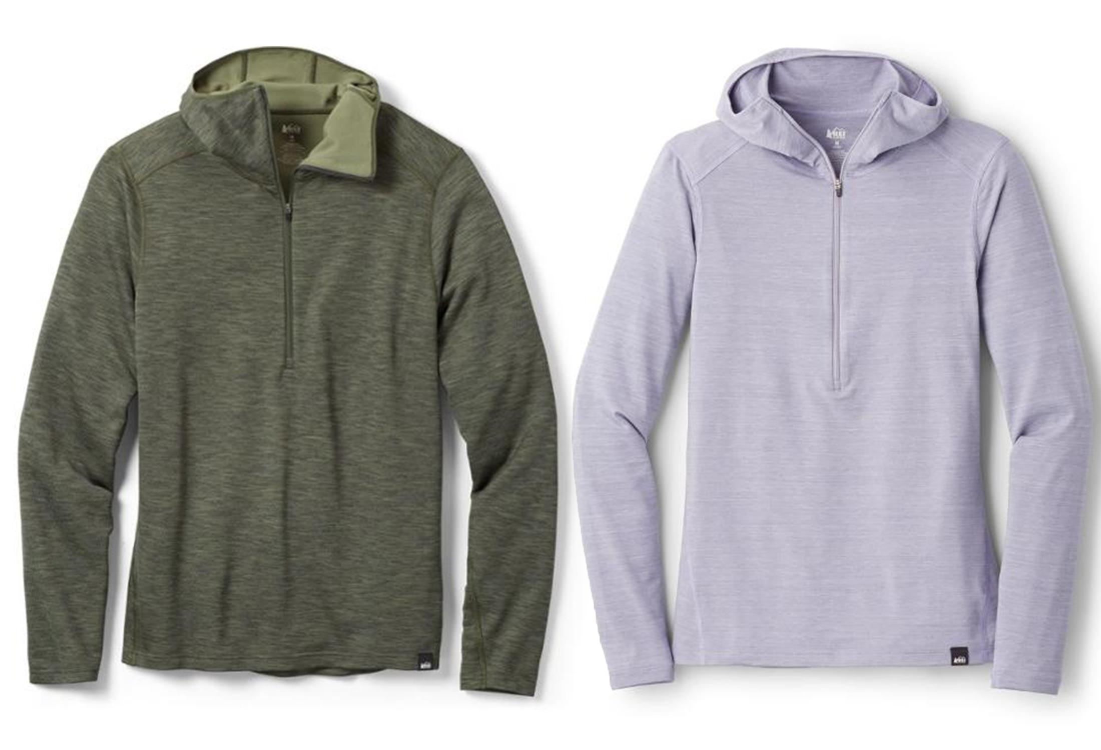 REI Co-op Base Layer hoodie