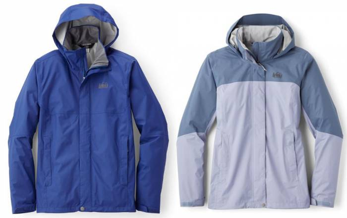 REI Co-op Rainier Rain Jacket