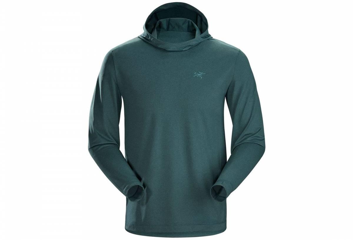 arc'teryx hoodie