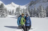 Natives outdoors Paha Sapa Skier's Journey Film