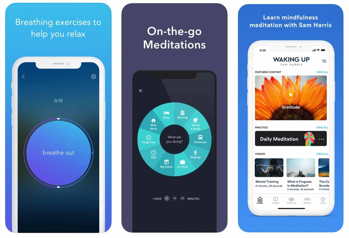 calming apps