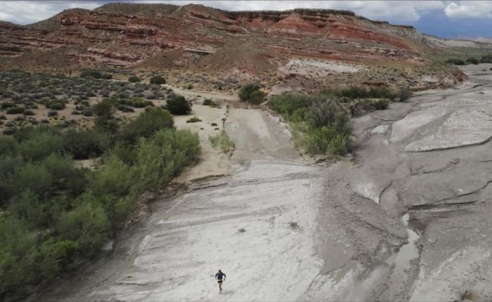 'Monumental' Run: Traversing Threatened Lands