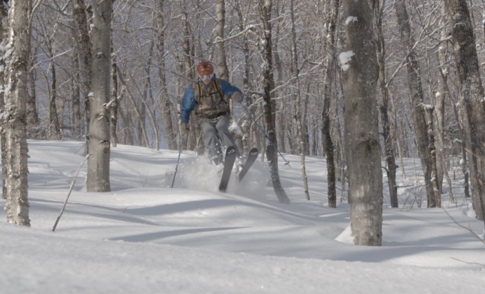 'Leave Nice Tracks': The Trail Crew Who Built Out Vermont's Backcountry