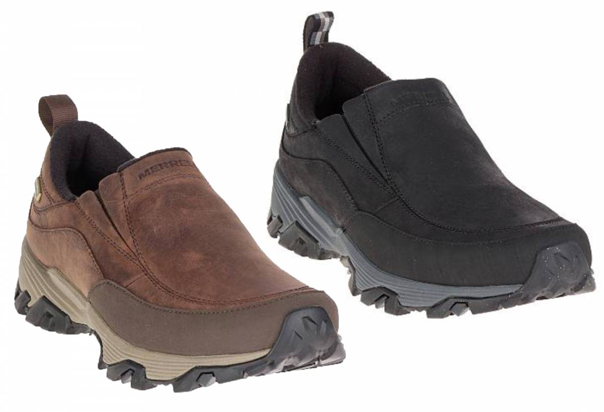 merrell coldpack waterproof shoes