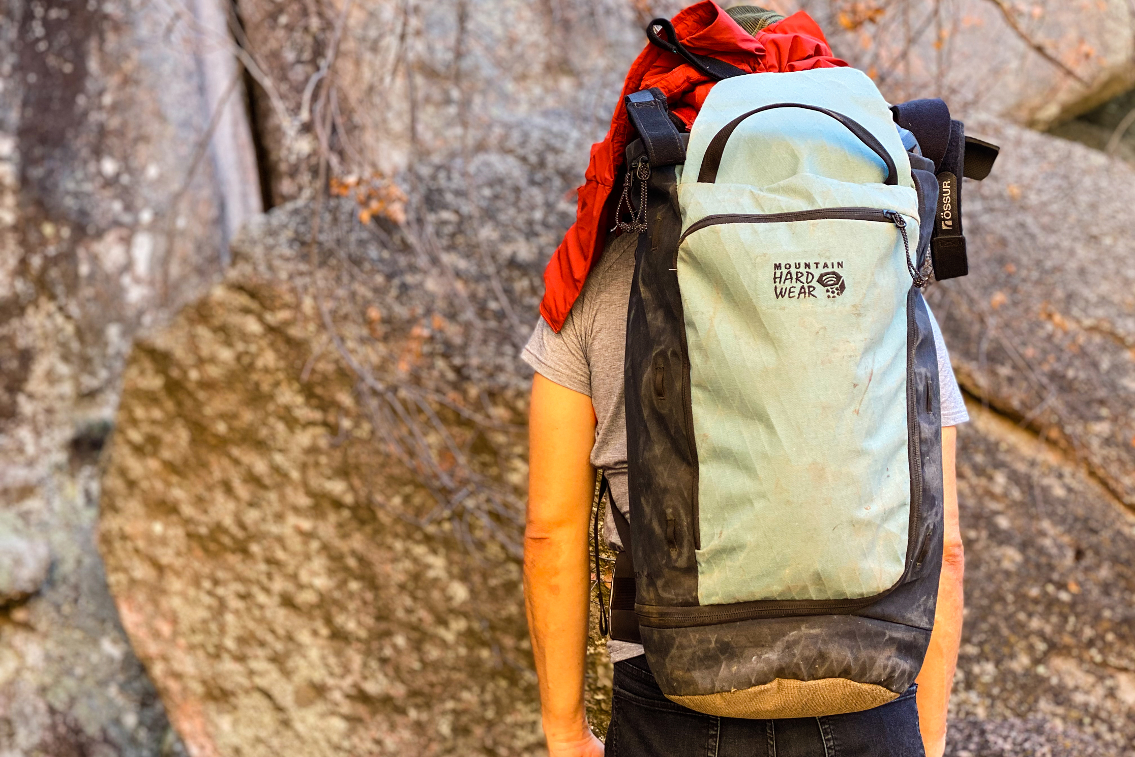 Mountain Hardwear Crag Wagon 45 climbing pack