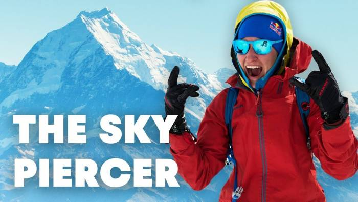 Sky Piercers: An Epic Attempt to Ski New Zealand's Tallest Mountain