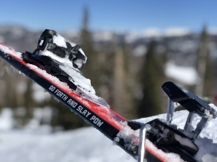 Weston Savage skis review