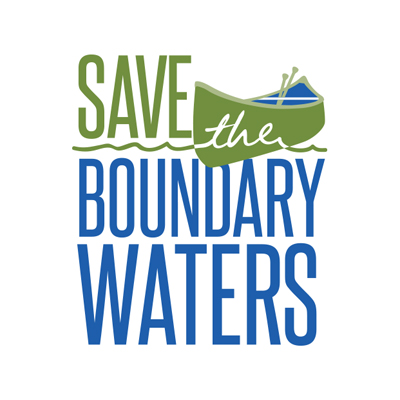 Save The Boundary Waters Logo