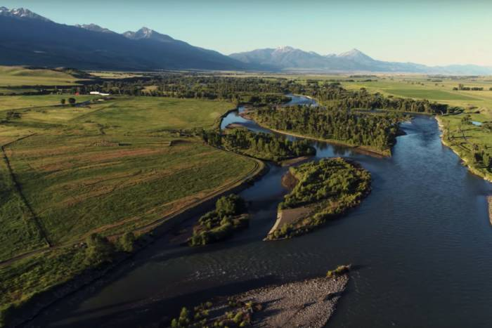 Damned, Then Un-Dammed: The Story of the Free-Flowing Yellowstone River