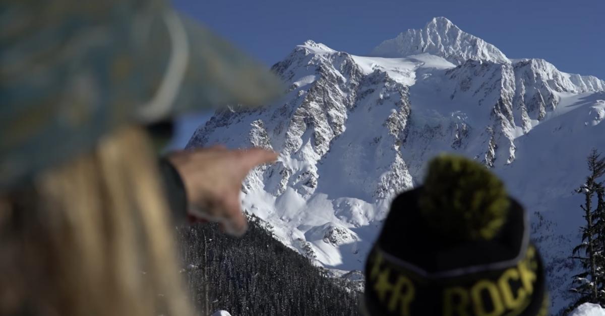 'Pucker Factor 100': Crazy-Steep Mt. Shuksan Ski Descent | GearJunkie