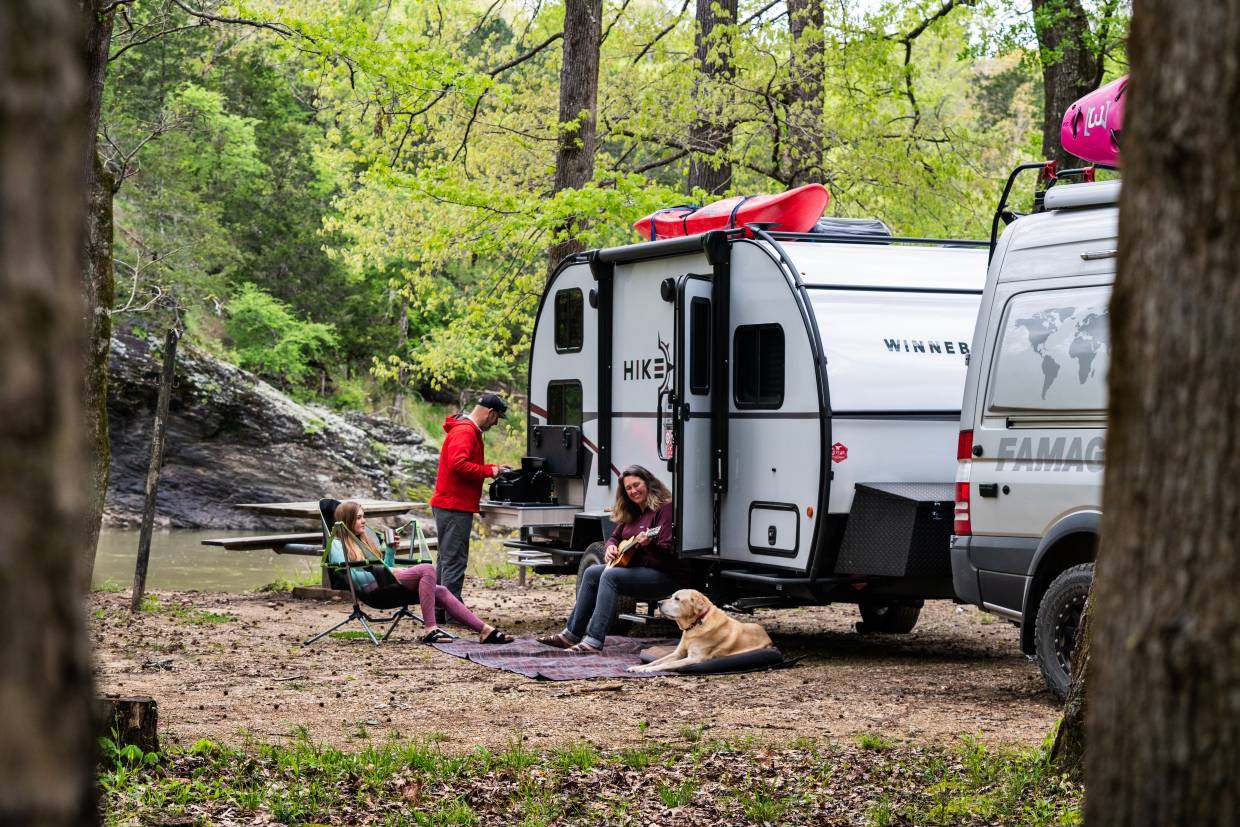 Winnebago Hike Camper
