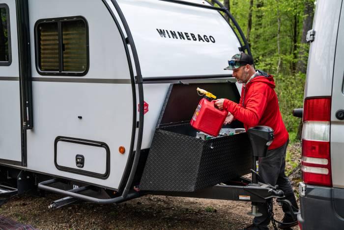 Winnebago Hike Camper