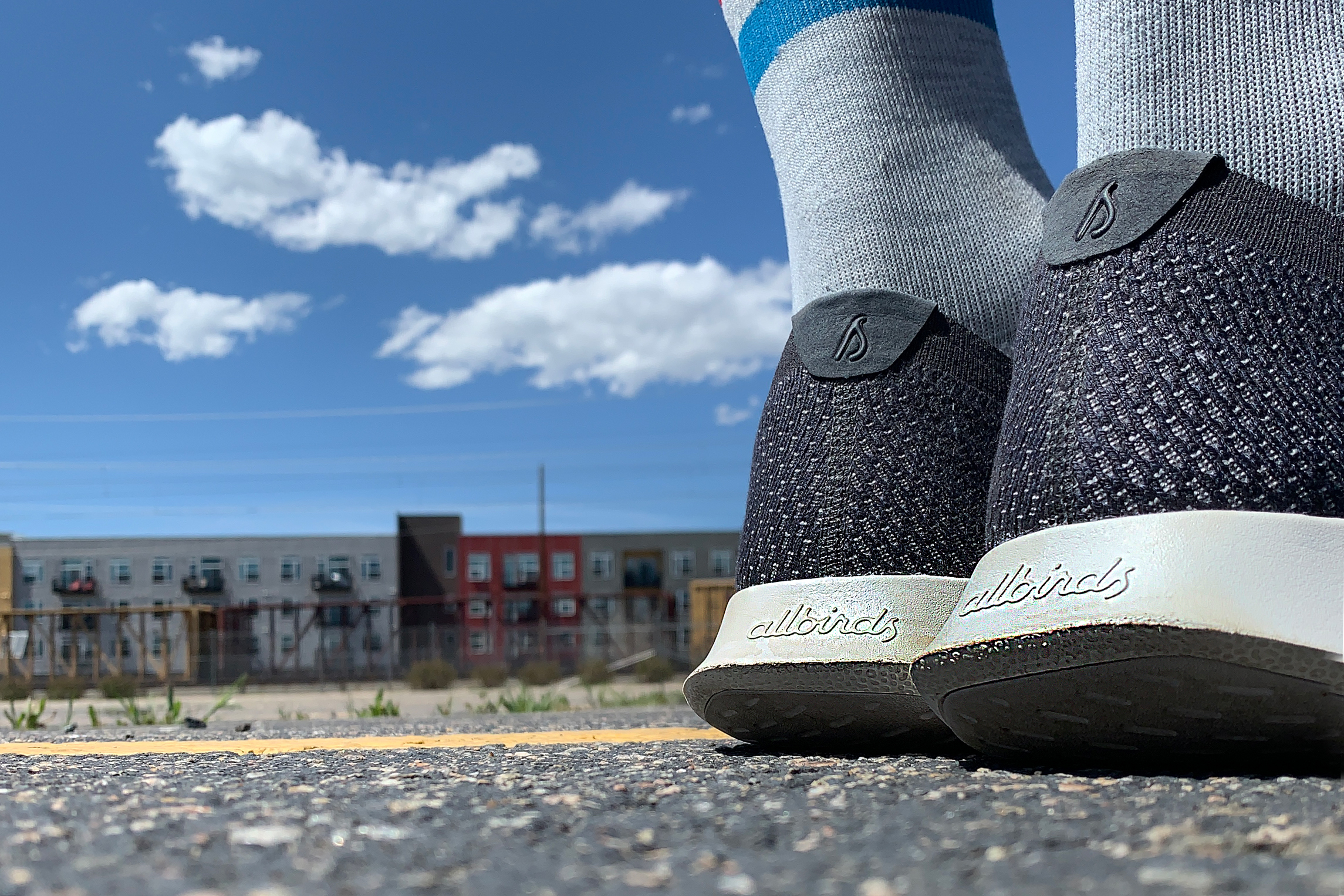 Allbirds Dasher running shoe review