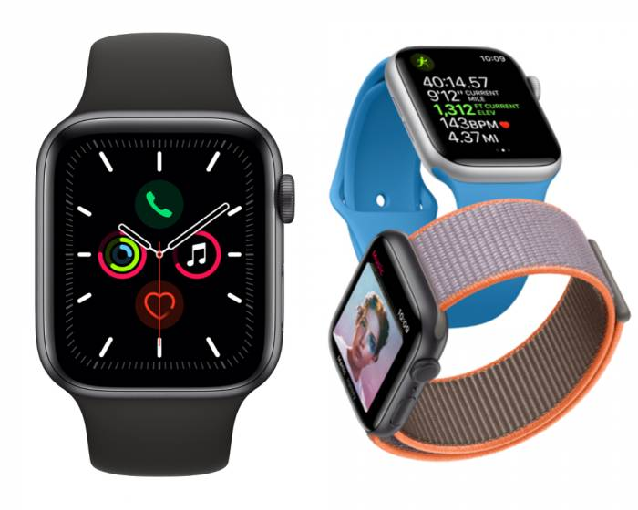 Apple 5 Watch Faces
