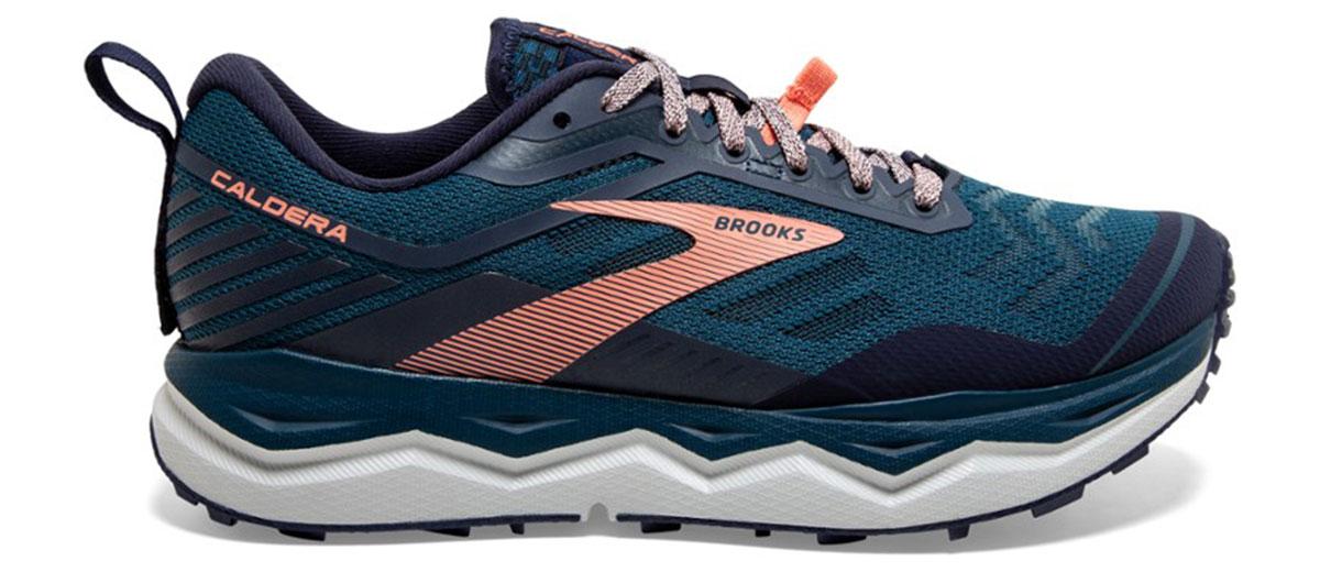 Brooks Caldera trail shoe